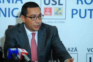 Ponta, de acord cu un referendum pentru Roşia Montană