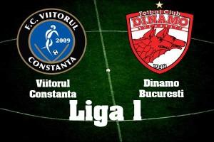 Liga I, etapa 3: Viitorul Constanţa - Dinamo 0-0 (rezumat video)