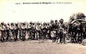 Al doilea razboi balcanic - Armata Romana in Bulgaria