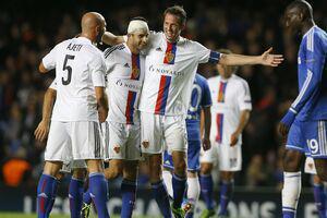 Champions League:Chelsea - FC Basel, scor 1-2