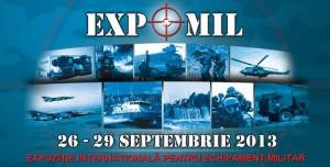 Joi începe Expomil 2013