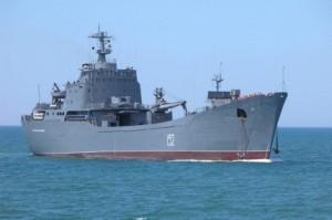 Rusia trimite către Siria încă o navă de război