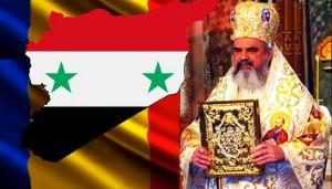 Rugăciune pentru Pace. Patriarhul Daniel vrea să oprească războiul din Siria