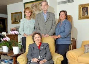 Regina Ana împlineşte 90 de ani