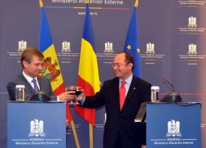 Aurescu: Vinul moldovenesc este un vin excelent, ca şi relaţiile noastre bilaterale