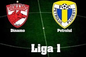 Liga I, etapa 8. Dinamo - Petrolul