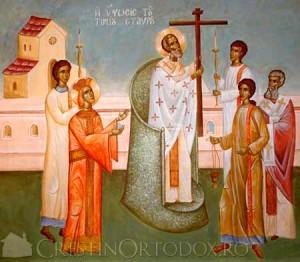 Sarbatorile Sfintei Cruci in cultul ortodox