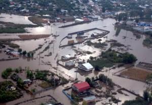 Inundațiile au fǎcut ravagii la Galați. Opt persoane au murit