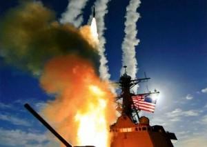 Siria. Flota SUA este pregătită pentru un atac puternic
