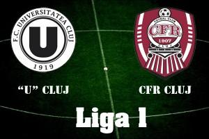 Liga I, etapa 7: U Cluj - CFR Cluj