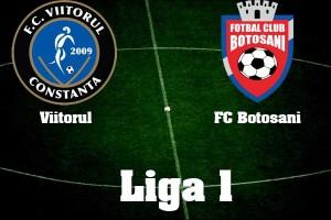 Liga I, etapa 7: FC Viitorul – FC Botoșani