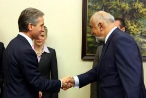 Vosganian, la Chişinău. România promite sprijin economic pentru R Moldova