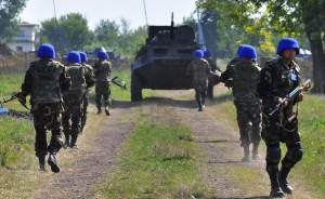 Guvernul din Republica Moldova vrea să trimită militari în Kosovo