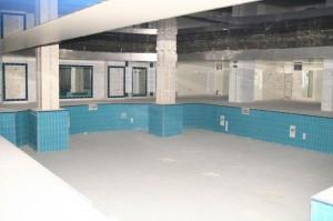 Cum arată piscina şi saunele din subsolul Casei Poporului (foto) reportaj
