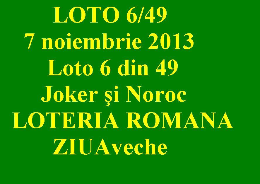 Numere Loto Germania 6 Din 49