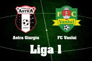 Liga I, etapa 17: Astra - FC Vaslui