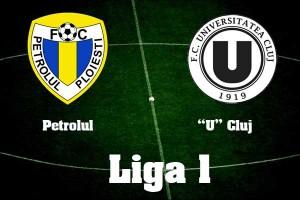 Liga I, etapa 18. Petrolul - Universitatea Cluj