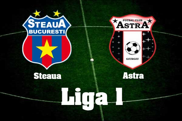 Live Steaua – Astra 28 septembrie 2014 in direct pe look tv