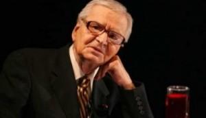 Radu Beligan - cel mai longeviv actor încă în activitate pe scena unui teatru (foto: uzp.org.ro)
