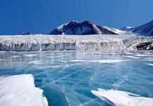 Polul frigului, Antarctica