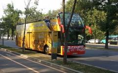 Bucharest City Tour Bus