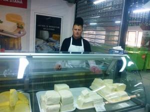 Ghiţă Ciobanul şi-a deschis magazin la Bucureşti