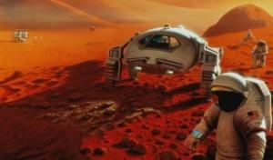 Cum pregǎtește NASA misiunea umanǎ pe Marte (foto:dailymail.co.uk)