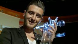 Mihai Chițu, câștigător Vocea României