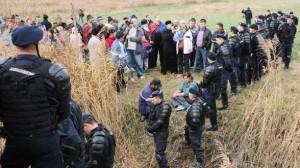 37 de protestatari de la Pungeşti, urmăriţi penal