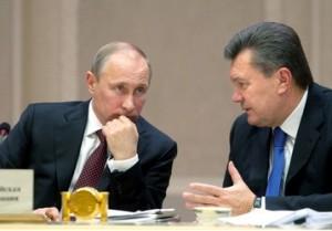 Viktor Ianukovici se duce la Putin. Va băga Ucraina în Uniunea Vamală ?