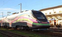 Trenul regional Hyperion, în teste