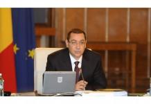 Victor Ponta, interimar la Finanţe