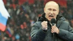 Putin aeninta lumea