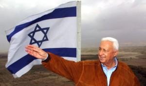 Ariel Sharon şi blestemul evreiesc