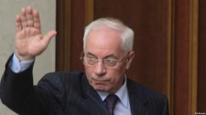 Premierul ucrainean a demisionat