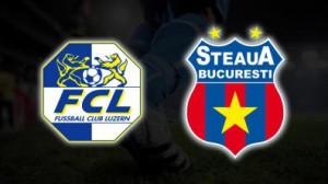 Meci amical: Steaua - FC Luzern