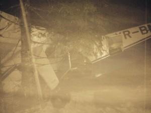 Tragedia aviatică din Apuseni