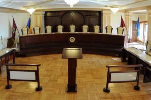 Curtea Constitutionala a României