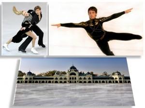 Campionatul European de Patinaj Artistic. Programul transmisiunilor la TVR