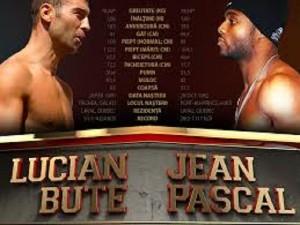 Lucian BUTE - Jean PASCAL