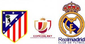 Cupa Spaniei: Atletico - Real