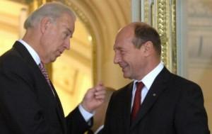 Ce i-a spus Joe Biden lui Băsescu la telefon