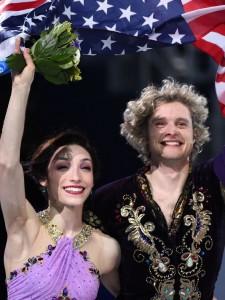 JO Soci: Patinaj artistic - Davis și White, campioni la dans