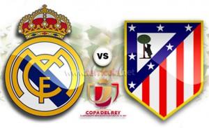 Cupa Spaniei: Real Madrid - Atletico