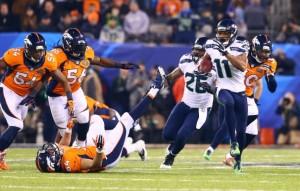 Fotbal american: Seattle Seahawks, victorie în Super Bowl