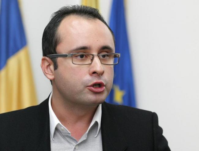 Cristian Bușoi, noul secretar general al PNL