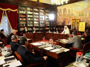 Şedinţa anuală a Consiliului Naţional Bisericesc