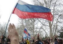 Premierul și președintele parlamentului Crimeii, anchetați