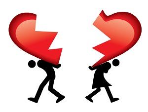 Divorțul crește riscul de deces prin accident