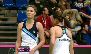 Fed Cup: Ungaria - România 1-2